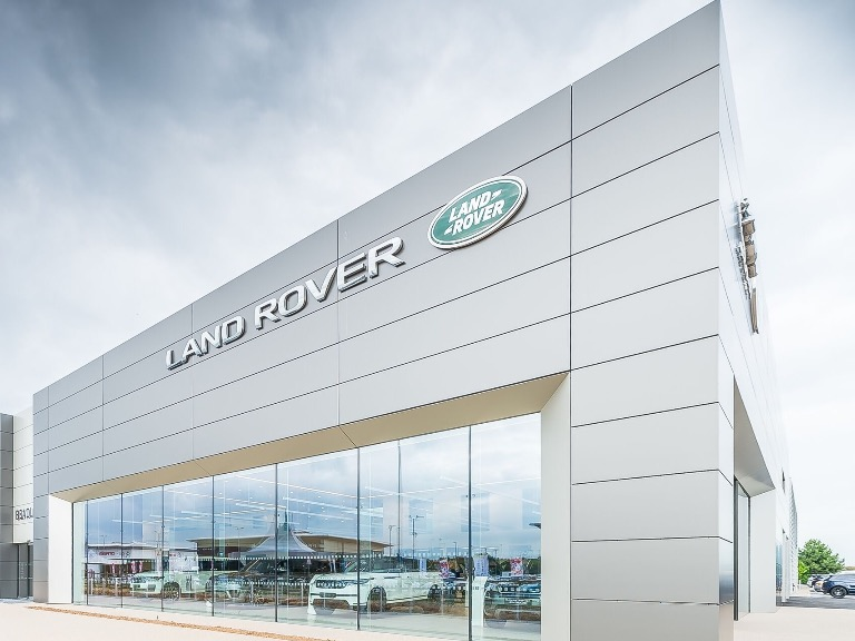 Land Rover Dealer In Southend Essex Contact Us For New And Used - Land rover local dealer