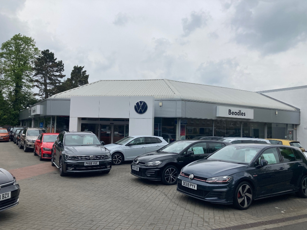 Beadles Volkswagen Bromley Volkswagen Dealer Near You
