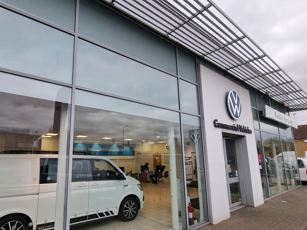 Contact Vw Van Dealers In Kent Beadles Vw Commercials